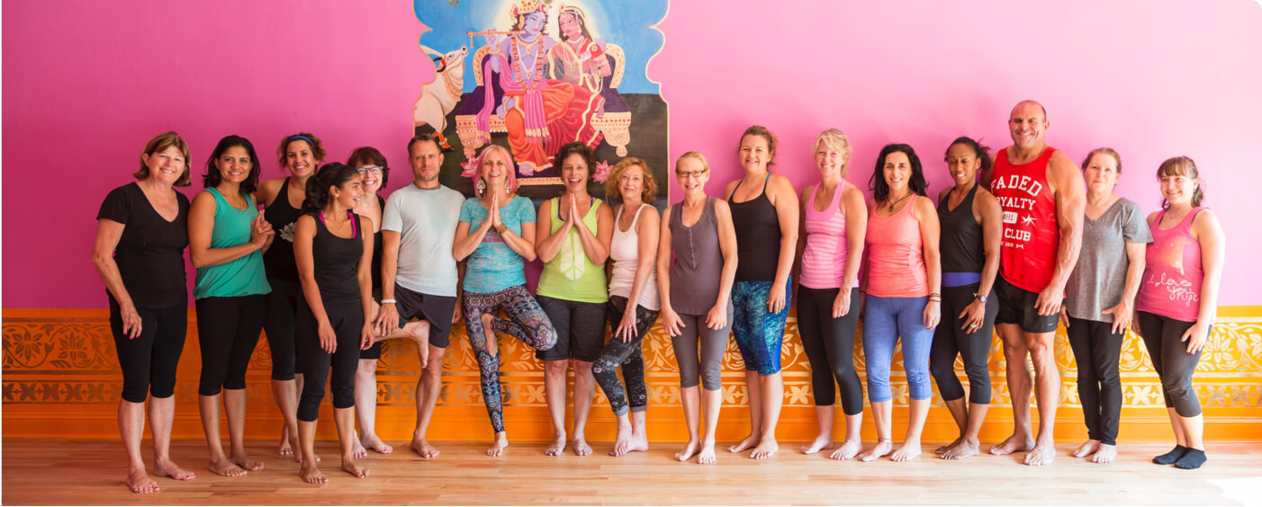 Welcome to Bhakti Barn Yoga